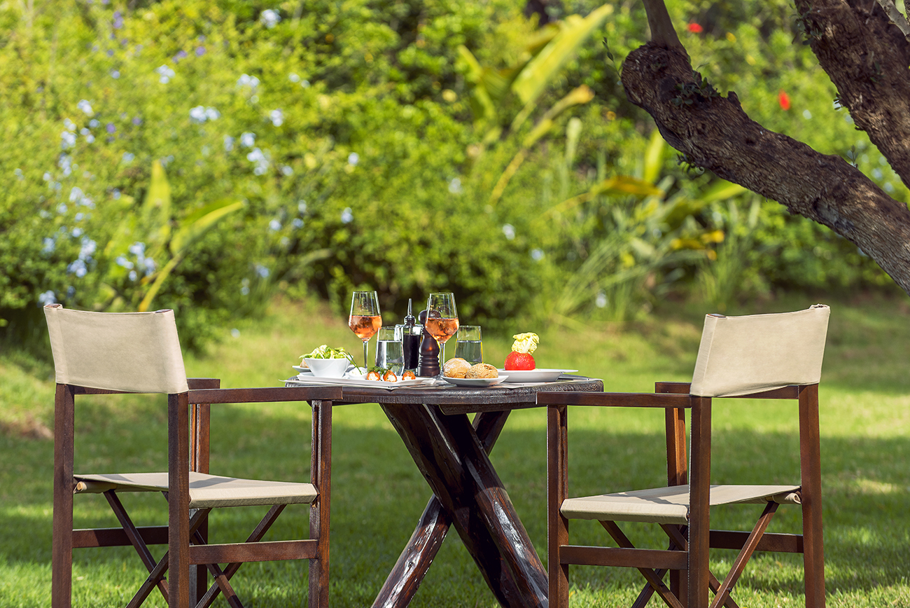 Restaurant la paillote le plus grand jardin de marrakech - Paillote de jardin ...