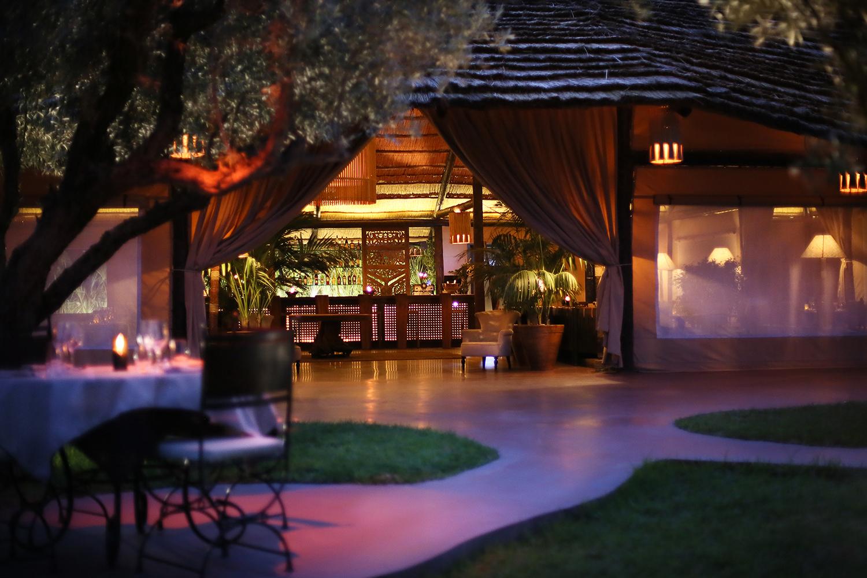 Restaurant la paillote le plus grand jardin de marrakech for La jardin restaurant 2016