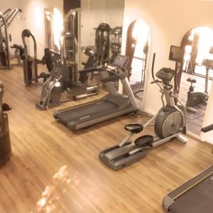 Salle de Fitness à oasiria Le Club