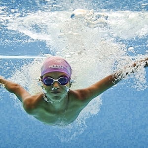 Cours de natation à Oasiria Le Club